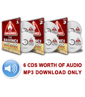 The DaVinci Method Audio Book